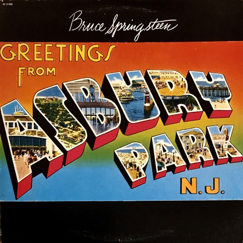 greetings from asbury park new jersey album bruce springsteen